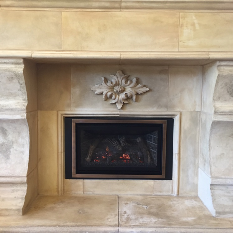 Gas Insert Into Wood Burning Fireplace Fireplaces