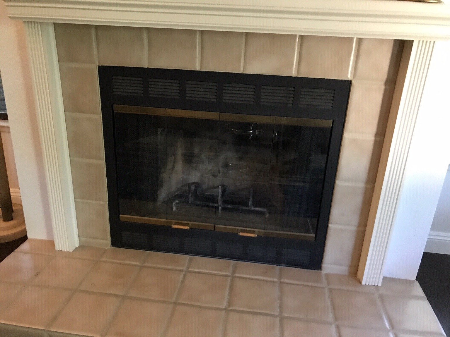 Dimplex Electric Fireplace Insert Into Wood